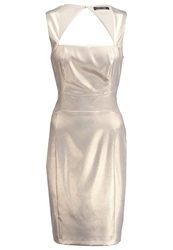 Marciano Guess Cocktail Dress Party Dress Smoke Gray Silver