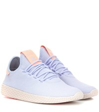 Adidas By Pharrell Williams Tennis Hu Sneakers Blue