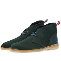 Clarks Originals X Le Fix Desert Boot Green