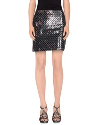 Jovonna Skirts Mini Skirts Women Silver