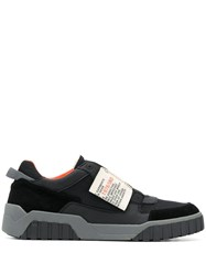 Diesel Sle Rua On Sneakers Black