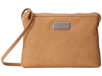 Bcbgeneration Zoey Crossbody Latte Cross Body Handbags Brown