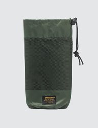 Carhartt Work In Progress Rain Poncho Green