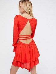 Endless Summer Much Ado Mini Dress By