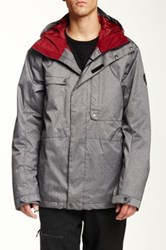 Quiksilver Select All Snow Jacket Black