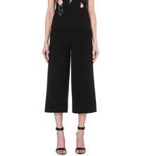 Ted Baker Milee Cropped Culottes Black