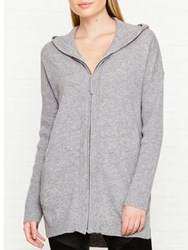 Ugg Australia Savannah Cashmere Hoodie Heather