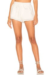 Soft Joie Barrick Short White