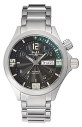 Men's Ball 'Engineer Master Ii' Bracelet Watch 42Mm