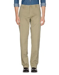 Jaggy Casual Pants Military Green