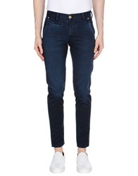0 Zero Construction Casual Pants Dark Blue