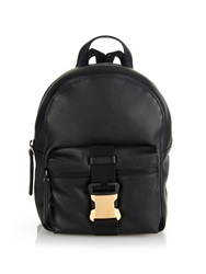 Christopher Kane Safety Buckle Mini Backpack