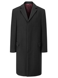 Skopes Aldgate Overcoat Black