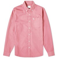 Aime Leon Dore Solid Oxford Shirt Pink