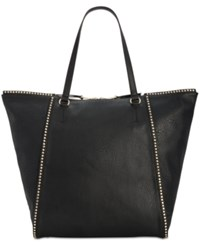 Inc International Concepts Hazell Studded Large Tote Created For Macy's Black