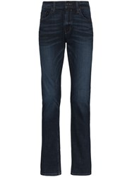 Paige Federal Straight Leg Jeans 60