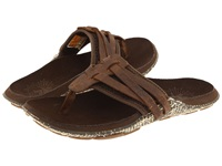 Cushe Manuka Wrap Old Brown Men's Sandals Tan