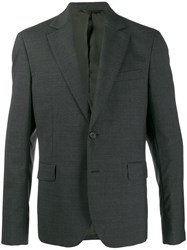Acne Studios Tailored Suit Jacket Grey