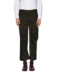 Dsquared2 Trousers Casual Trousers Men Military Green