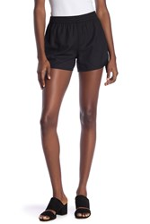 Madewell Side Tie Shorts Black