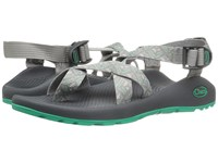 Chaco Z 2 Classic Elm Aqua Women's Sandals Green