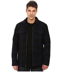 Rvca Winnetka Jacket Midnight Men's Jacket Navy