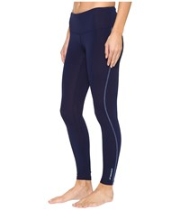Brooks Go To Tights Navy Wave Women's Workout