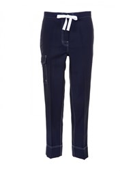 Thom Browne Trousers Navy