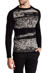 Antony Morato Knit Raglan Sweater Black