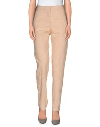 Sessun Trousers Casual Trousers Women Ocher