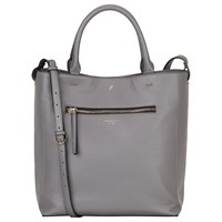 Fiorelli Mckenzie North South Tote Bag City Grey