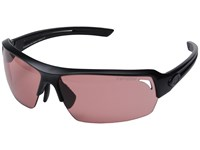 Tifosi Optics Just Matte Black 1 Athletic Performance Sport Sunglasses