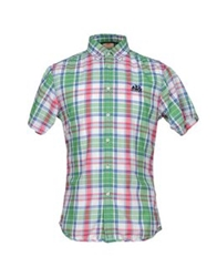 Sundek Shirts Green