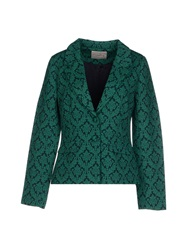 Darling Blazers Emerald Green