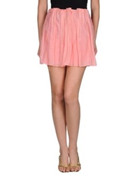Coast Weber And Ahaus Mini Skirts Pink