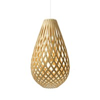 David Trubridge Koura Light Caramel 75Cm
