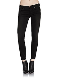 Textile Elizabeth And James Cohen Piped Skinny Ankle Jeans Midnight