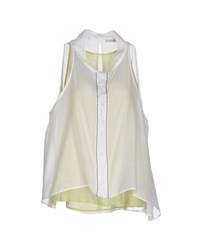 Devotion Topwear Tops Women White