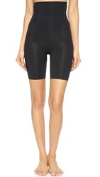 Spanx Thinstincts Targeted High Waist Shorts Very Black