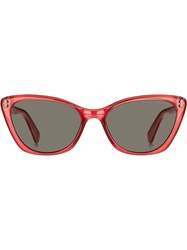 Marc Jacobs 362 Sunglasses Red