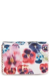 Ted Baker London Expressive Pansy Clutch