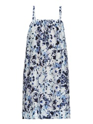 Piamita Rhea Shibori Print Dress