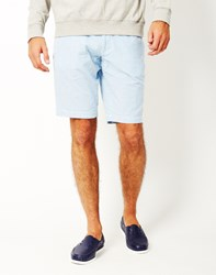 Farah Hawking Short Ticking Stripe Blue