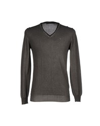 Fifty Four Knitwear Jumpers Men Grey