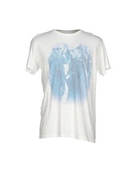 Bomboogie Topwear T Shirts Men White