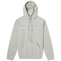 Raised By Wolves Brutalist Popover Hoody Grey