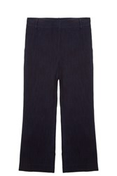 Tibi Delave Trousers Blue