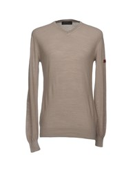 Les Copains Knitwear Jumpers Dove Grey