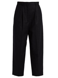 Acne Studios Milli Cropped Trousers