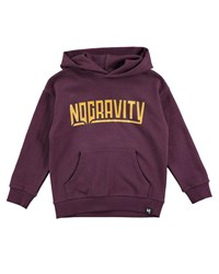 Molo Macm Mysterioso No Gravity Hoodie Size 4 10 Red